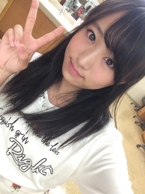 【AKB48】坂口渚沙って素晴らしく綺麗で整った顔してるよな?