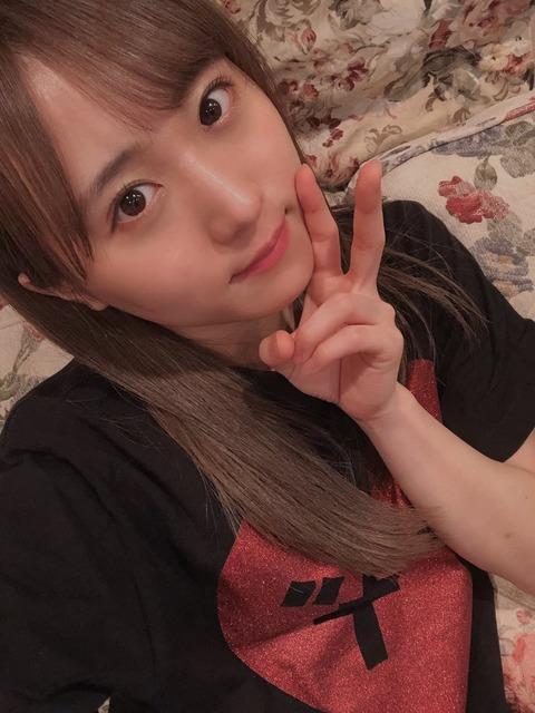 【AKB48】坂口渚沙、ヲタの圧に負けて髪色を暗くしてしまう