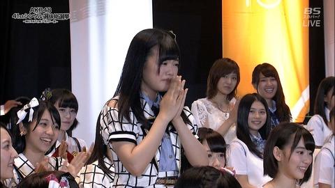 【AKB48総選挙】80位で1.3万票って本店若手はもう無理ゲーだろ