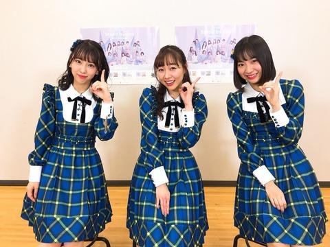 【悲報】SKE48の新曲衣裳が完全に乃木坂46路線www