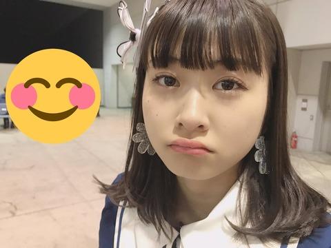【HKT48】松岡はなちゃんをオカズに抜いてしまった・・・