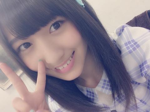 【AKB48】大島涼花の顔立ちってマジでトップクラスだよな