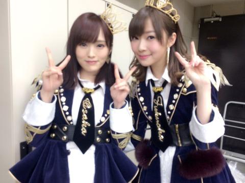【AKB48G】指原、まゆゆ、さや姉、ゆきりん、珠理奈→この中で部下に欲しいのは指原、さや姉だよな?