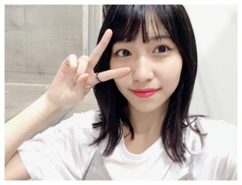 【朗報】HKT48山下エミリーが広瀬すずに見つかる!!!