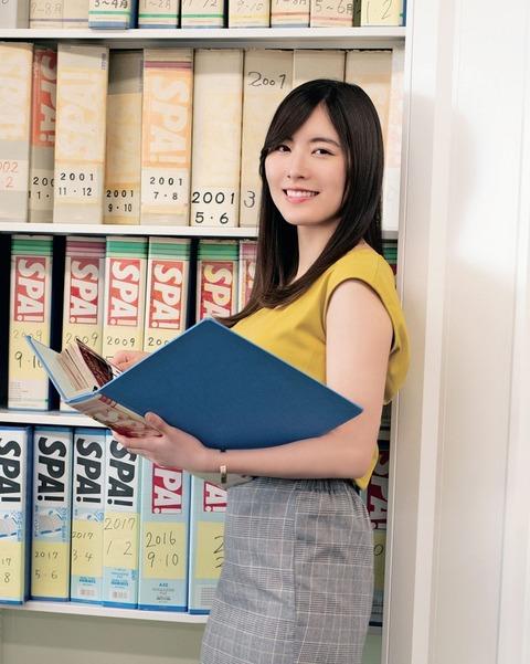 【SKE48】松井珠理奈さん、大人気の松井玲奈さんを勝手にライバル認定