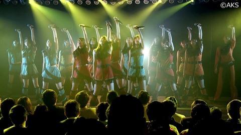 【AKB48】各チームの劇場公演千秋楽のお知らせ