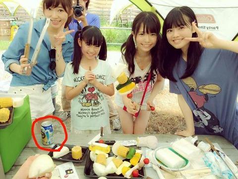 【HKT48】指原莉乃が未成年メンバーとのBBQで飲酒していた件