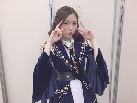 【AKB48】まゆゆ、卒業の噂を完全否定「しばらく卒業しないつもりです」【渡辺麻友】