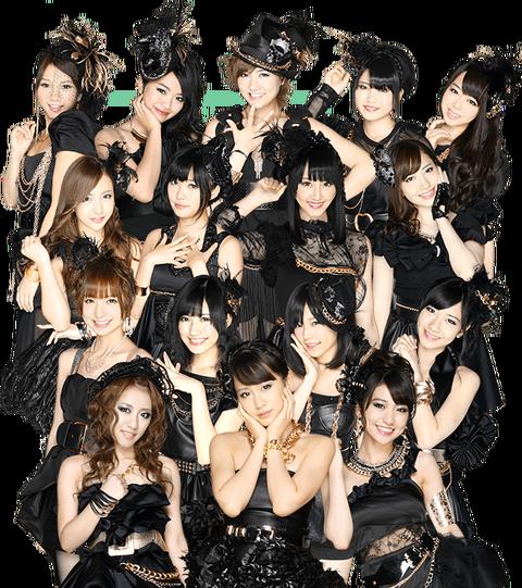 【AKB48】『重力シンパシー』アルバム化希望