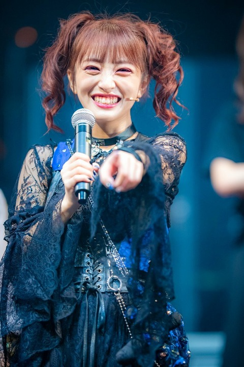 【悲報】最新の向井地美音さん、痩せすぎてガチでヤバい【AKB48】