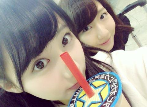 【HKT48】みくりんが将来ゆきりんみたいにならないか心配なんだが【田中美久】