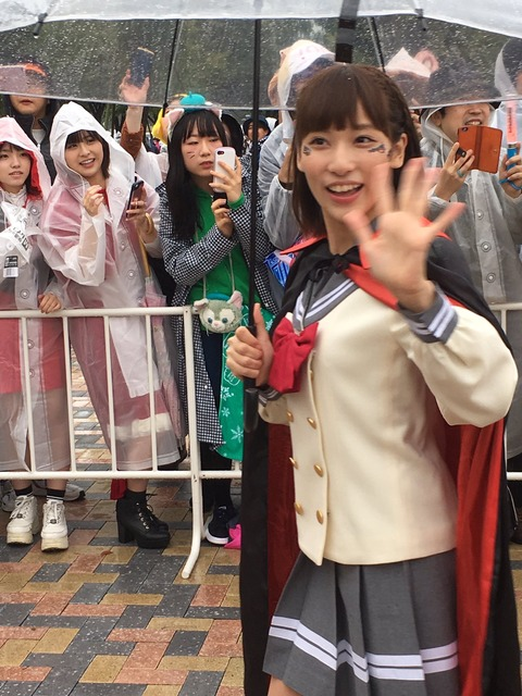 【AKB48】チーム8の佐藤栞と髙橋彩音、単なるヲタだった事が判明www