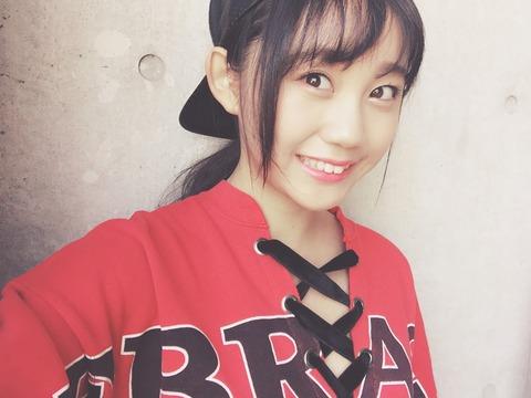 【悲報】NMB48薮下柊の前髪がスッカスカwwwwww