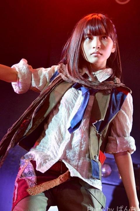 【悲報】AKB48福岡聖菜は眼鏡かけたオッサンが嫌い