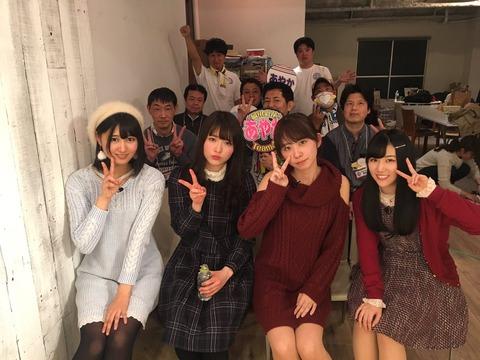 【朗報】北澤早紀「岡田彩花はノーブラで公演に来る」