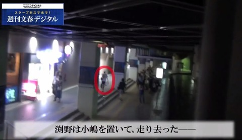 AKB48小嶋菜月と渕野右登の交際3