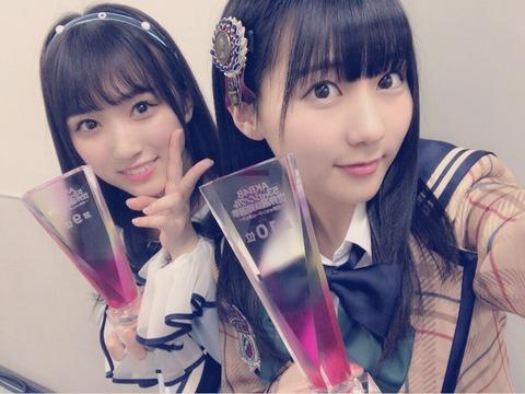 【AKB48総選挙】やっぱり指原浮動票はあった!なこみくが去年より2万票以上増やす【矢吹奈子・田中美久】