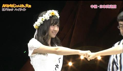 【じゃんけん】NHKでNMB48渡辺美優紀ワンワンショー来るー!