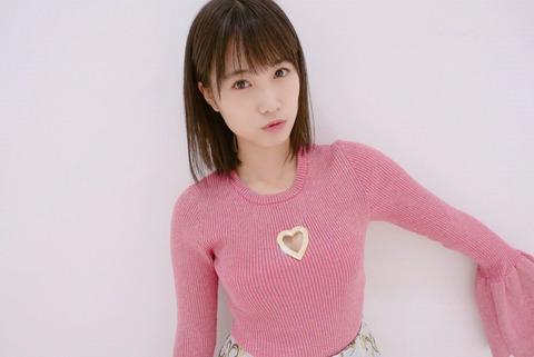 【HKT48】朝長美桜ちゃんの私服がエロ過ぎるんだが(*´Д`)ハァハァ