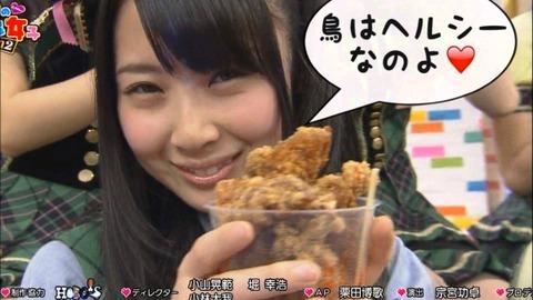 【定期】ちゅりって鳥が大好きな癖に鶏肉は食べるらしいよ【SKE48・高柳明音】