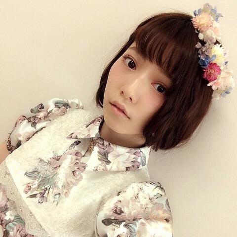 【AKB48】ぱるるバッサリ髪を切る【島崎遥香】