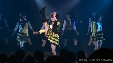【AKB48】山内瑞葵ちゃんの、かかと落としwwwwww