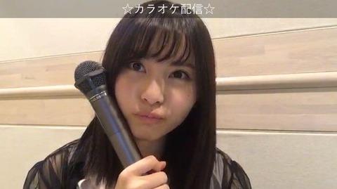 【AKB48】せいちゃんがSHOWROOMでフィンランドミラクルと逆転王子様を歌うwww【福岡聖菜】