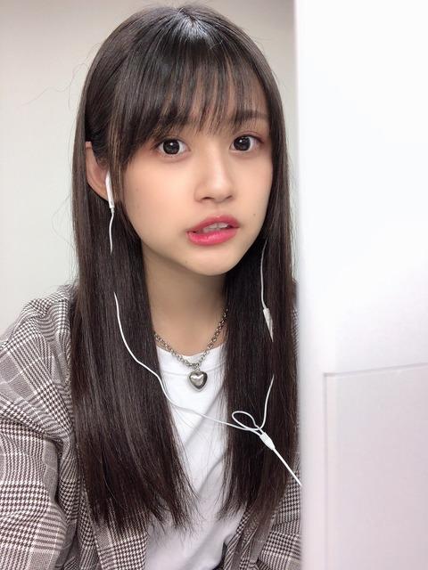 【NMB48】顔面の可愛さだけで言ったら一番可愛いのって中川美音ちゃんだよね
