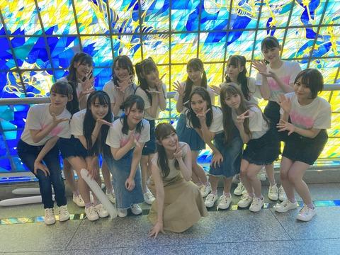 【朗報】=LOVE(イコラブ)のセンター髙松瞳、復帰