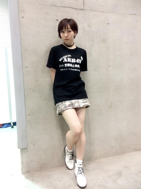 【SKE48】だーすーのショートカット見て思った、ブスのショートはアカン【須田亜香里】