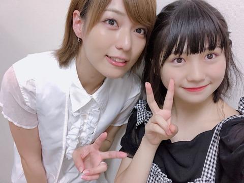 【SKE48】小畑優奈ちゃんの顔がパンパンで破裂しそうwww