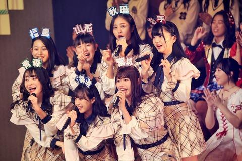【AKB48】2020年1月の劇場公演、チーム8の劇場ジャックが深刻に