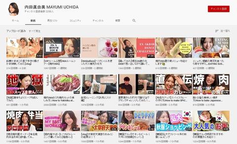 【悲報】IWAオーナーの内田眞由美さん「YouTube始めて1年、自分なりにこつこつやって来ました…チャンネル登録者2000人。このままではおわりです」