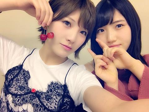 【STU48】変態船長こと岡田奈々「瀧野由美子が私のことを好きすぎて今後どうなるのか不安」