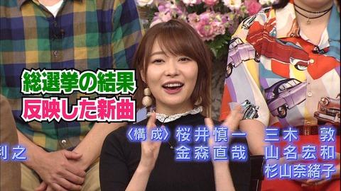 【AKB48】7/7日テレ「THE MUSIC DAY」で総選挙シングル曲披露!松井珠理奈復帰か?
