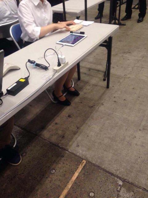 【朗報】AKB48握手会での忌まわしいiPad抽選が改善された模様www