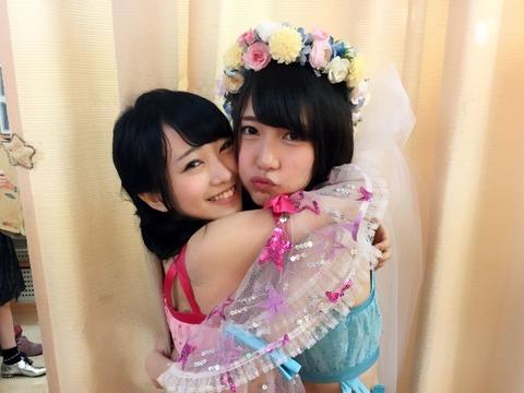 【悲報】AKB48向井地美音のモバメがただの茂木好きアピール
