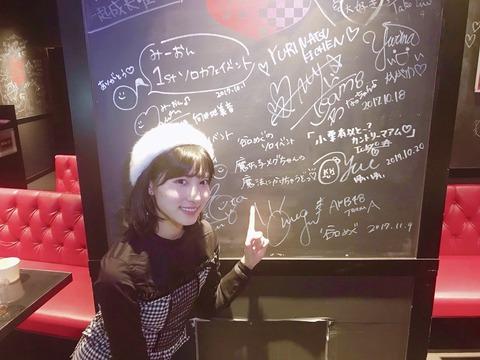【悲報】谷口めぐちゃんのお●ぱいがやっぱり小さい【AKB48】