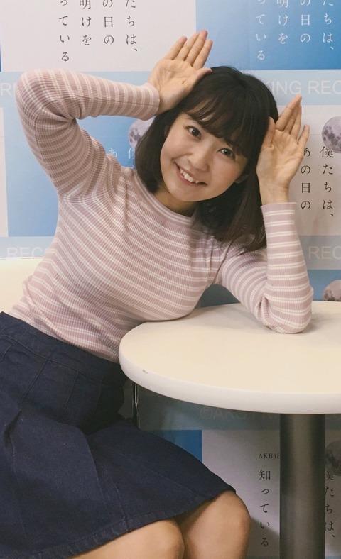 【SKE48】惣田紗莉渚が総選挙に向けて露骨にヲタの股間を刺激しにくるwww