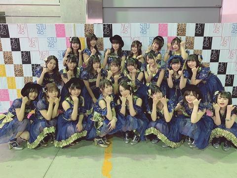 【AKB48】THE王道アイドル、最強可愛いチームBの集合写真はこちら!