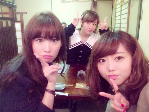 【AKB48】11/23福岡、高橋みなみ最後の握手会に「ノースリーブス」集結!!!