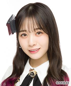 2020年AKB48プロフィール_横山結衣