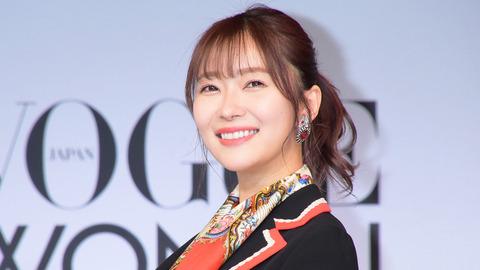 【朗報】指原莉乃が「今年、圧倒的に活躍した女性」VOGUE JAPAN Women of the Year 2019に選出!