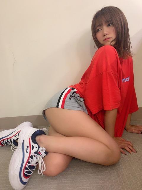 【SKE48】山内鈴蘭さん、ミッドナイト公演では脱ぐ模様