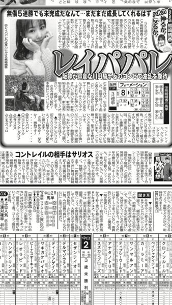 【朗報】SKE48熊崎晴香、大阪杯3連単を当てる!!!