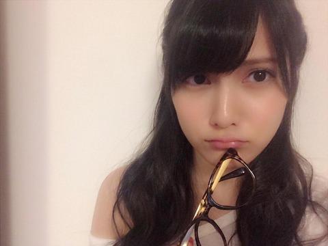 【AKB48】入山杏奈「ツイートなう_(┐「ε:)_ 」