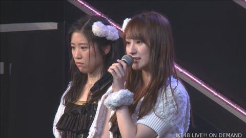 【悲報】HKT48植木南央さん卒業発表