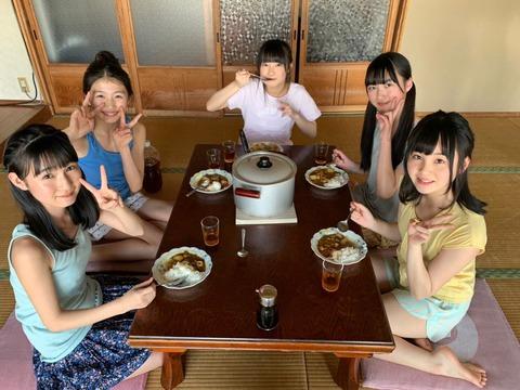 【AKB48G】ロリコンはこの画像を見て「一緒にカレー食べてぇ…」って思うらしい