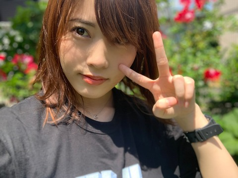 【悲報】AKB48岡部麟ちゃん、6月になってからSNSほとんど更新なし