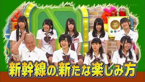 【悲報】朱里「新幹線の自由席は運営が決める、人気がないメンバーは座れない事もある」